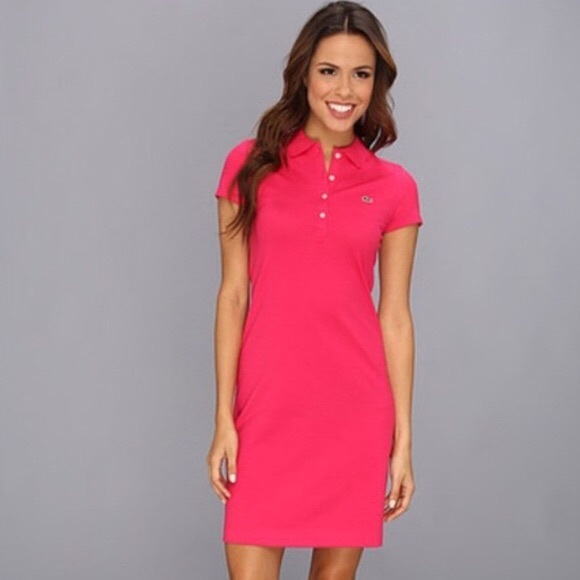 3d3a9ee93c11b Lacoste Dresses   Skirts - Lacoste Polo dress